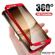 360 Full Protective Phone Case For Redmi Note 7 Pro