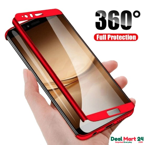 360 Full Protective Phone Case For Redmi Note 7