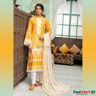 Gulzar Printed Unstitched Lawn Collection D-GN 05