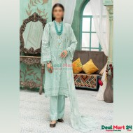Gulzar Printed Unstitched Lawn Collection D-GN 07