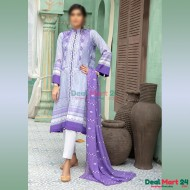 Gulzar Printed Unstitched Lawn Collection D-GN 11